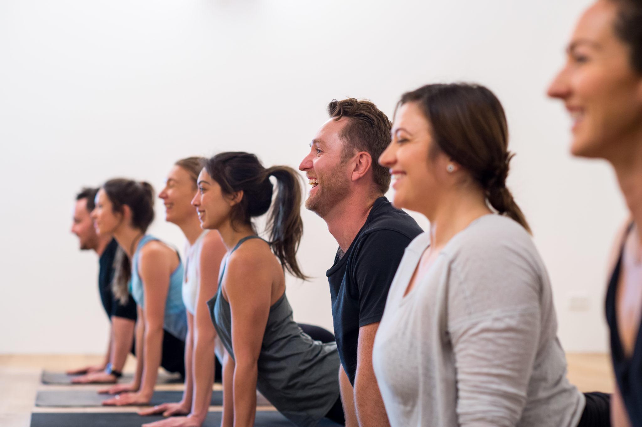 Yoga at Selph health Studios