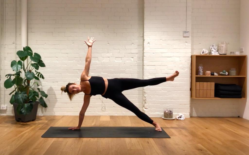 Yoga Evolve - Breathe into Space.