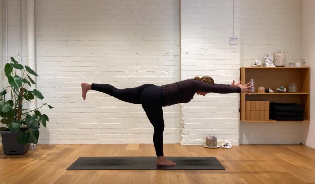Yoga Refine - Build to Balance