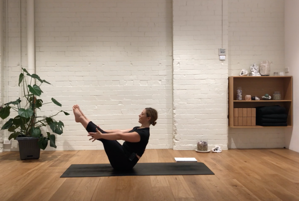 Pilates Align - Front Body & Booty