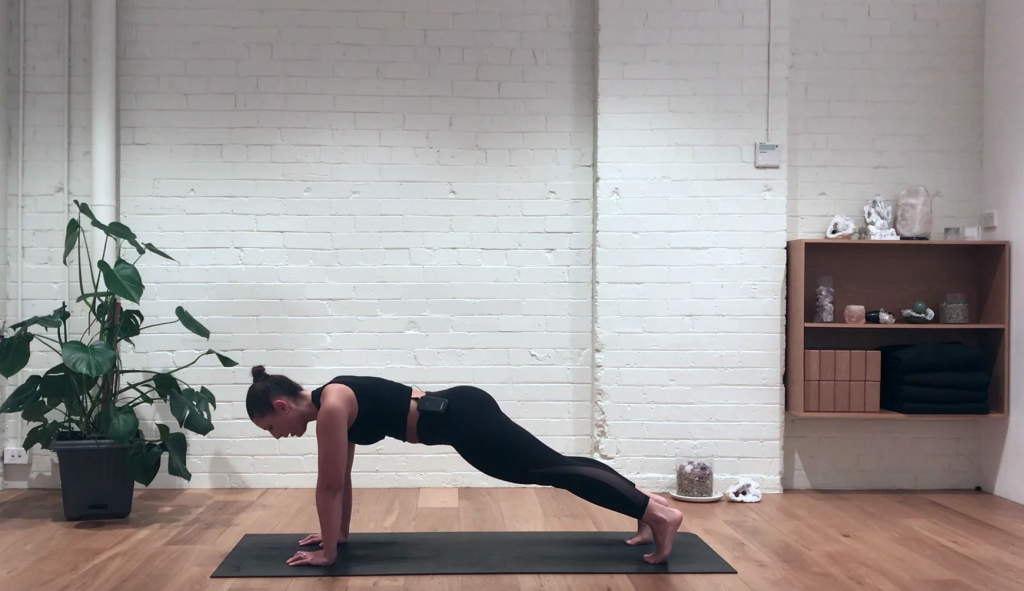 Pilates - Posterior Chain Flow