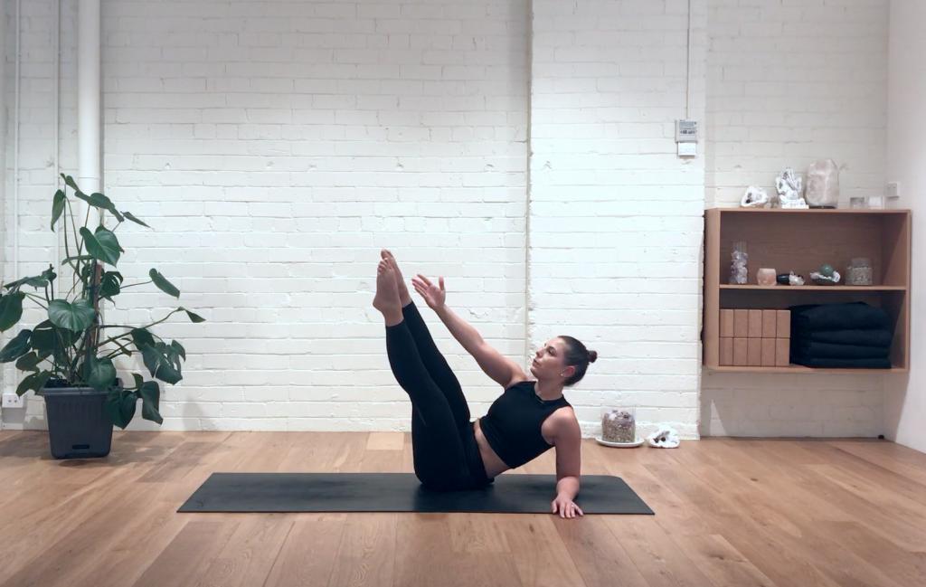 Pilates Dynamic - Versatility of Movement