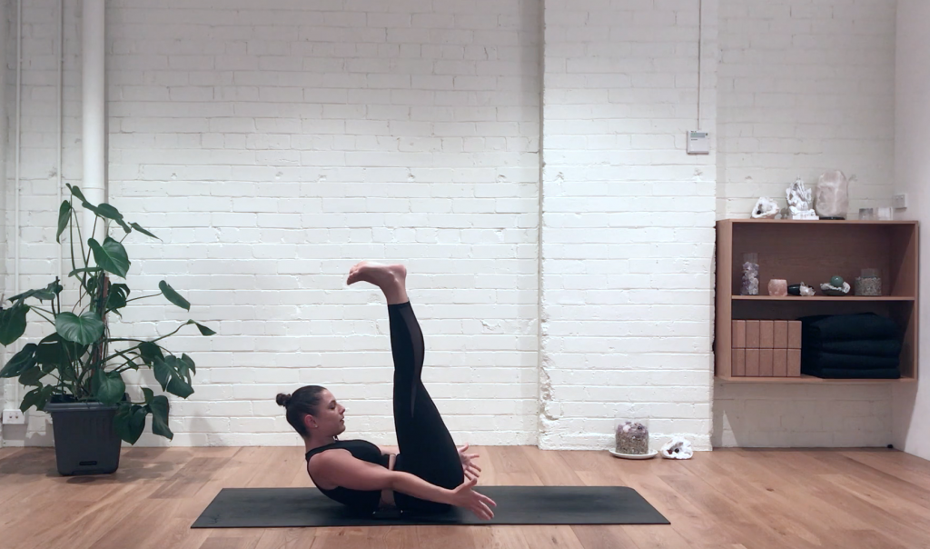 Pilates - Frontal Chain Flow