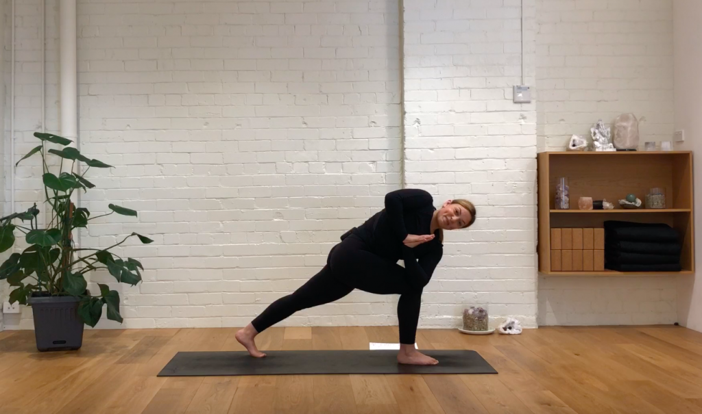 Yoga Refine - Wring It Out