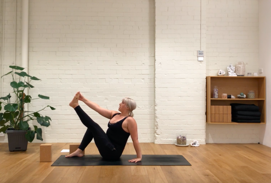 Yoga Evolve - Fluid Breath & Spine