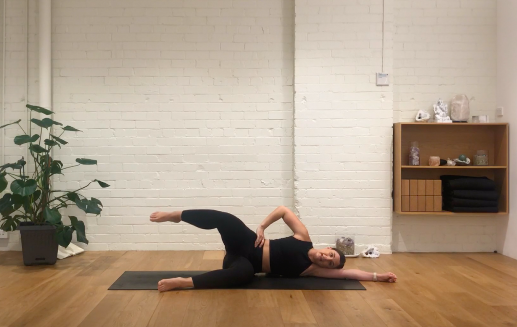 Pilates Align - Movement Transitions
