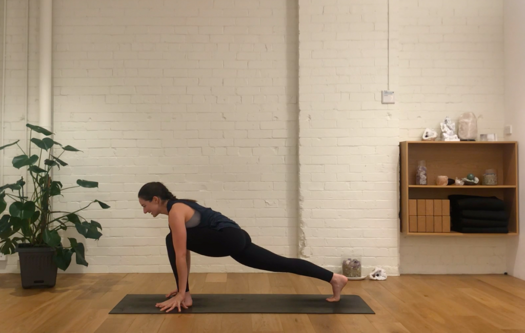 Yoga - Low Lunge Flow