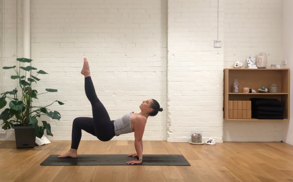 Pilates Dynamic - Core Control