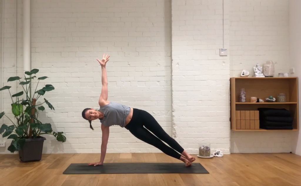 Yoga Refine - Front Body Strength