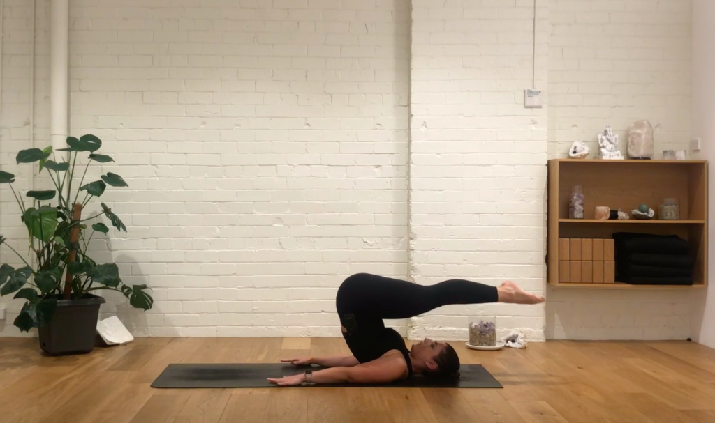 Pilates Dynamic -Roll Over