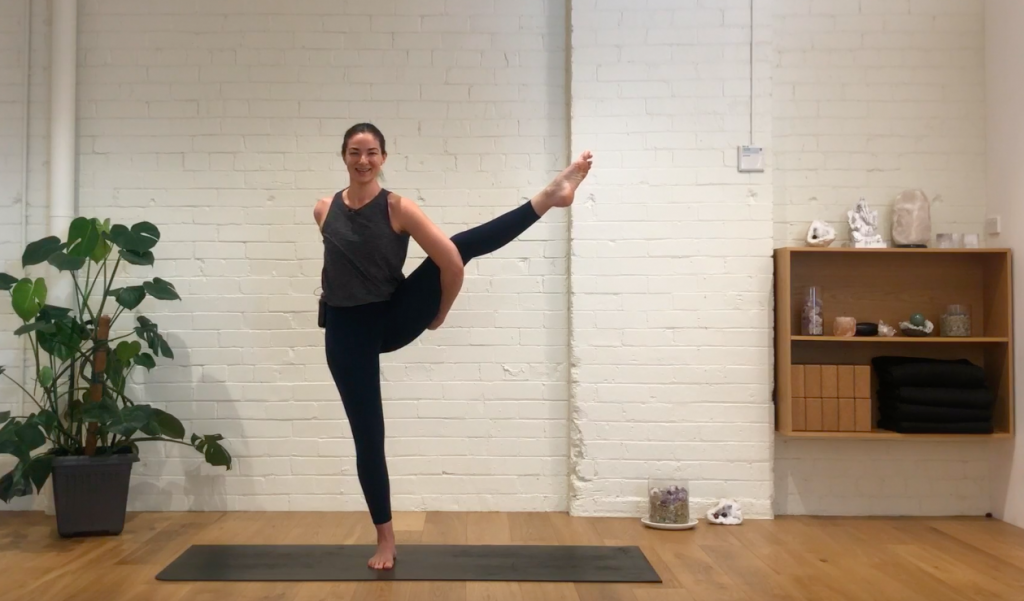 Yoga Evolve - Shoulders & Hips