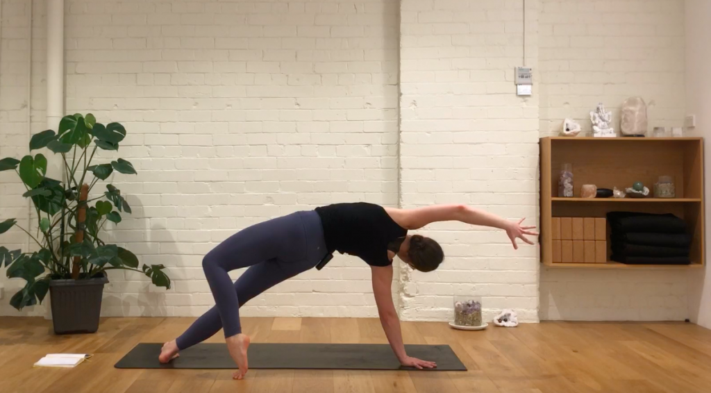 Yoga Evolve - Wild Thing
