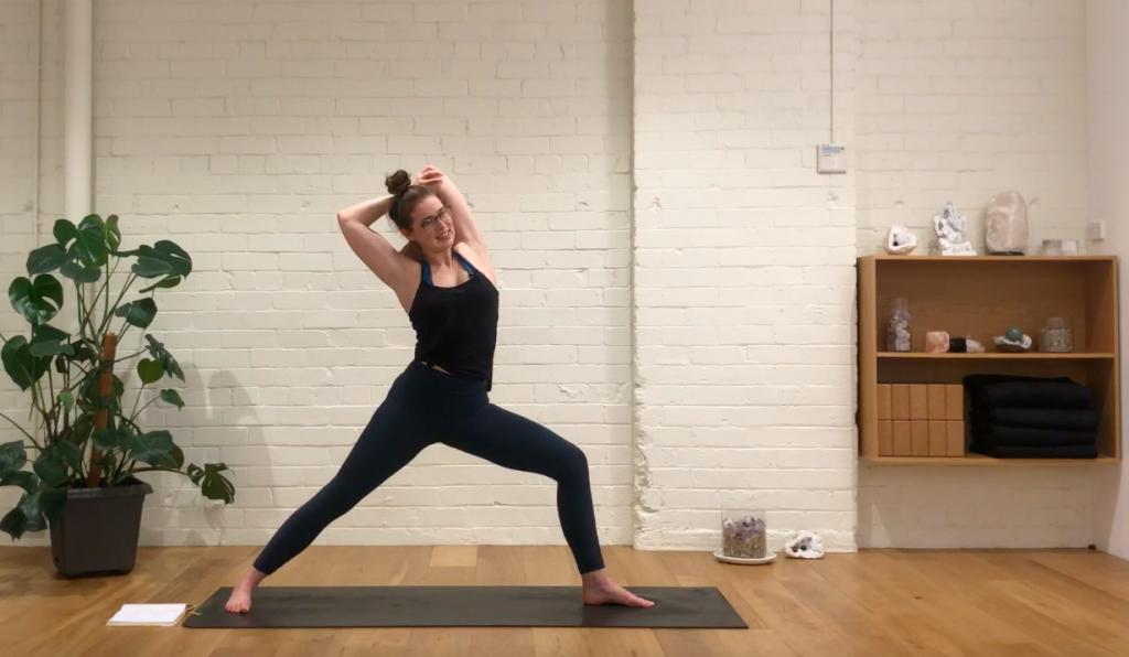 Yoga Evolve - Arms Open