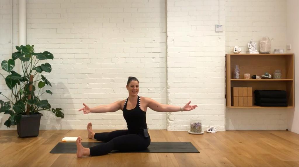 Pilates Align - Twist, Turn & Rotate