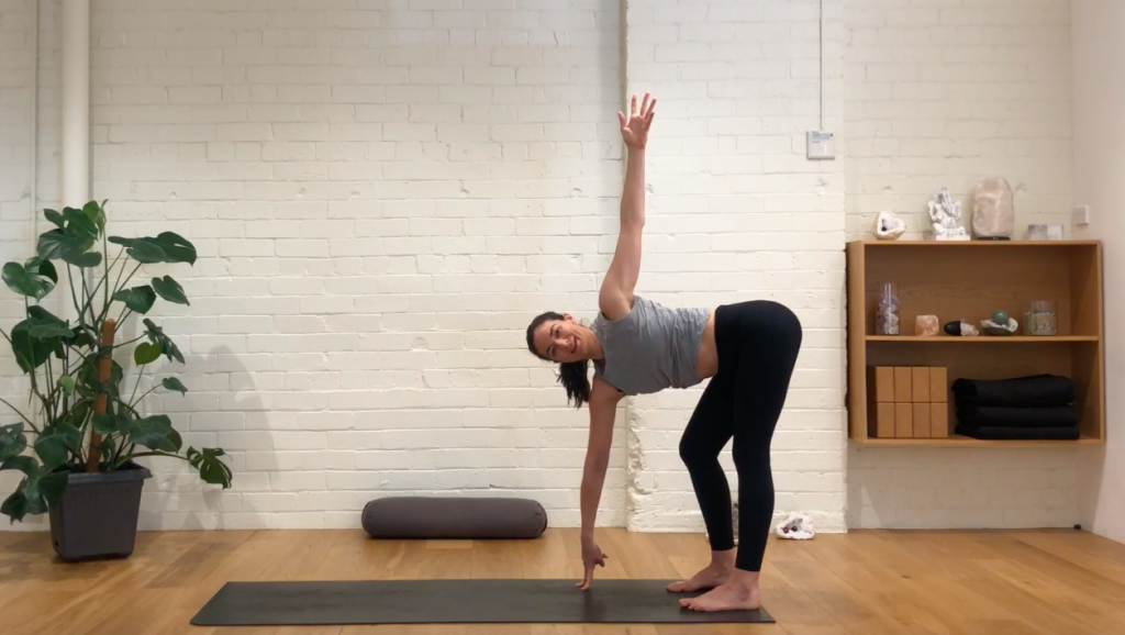 Yoga Balance - Hips & Twist