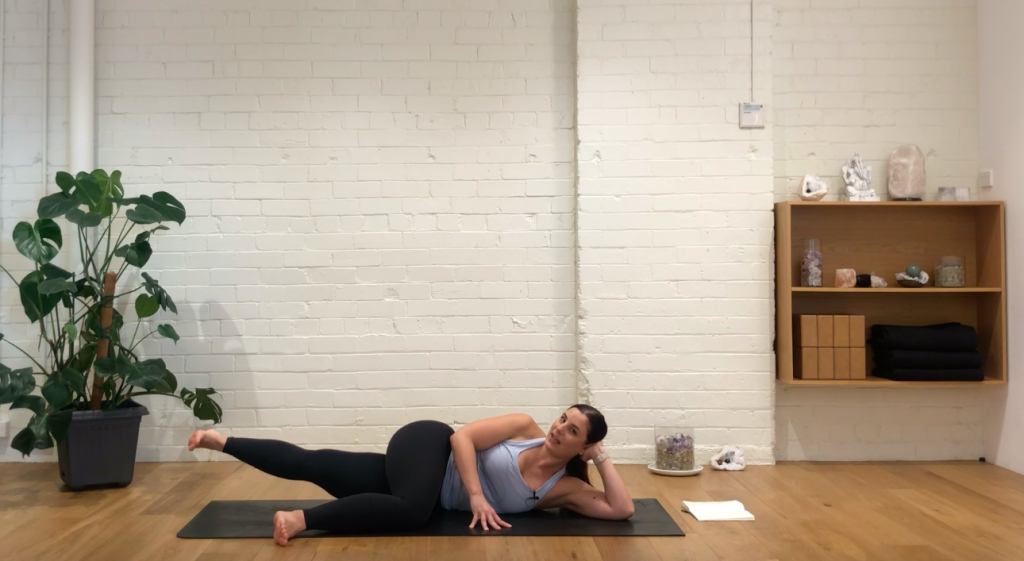 Pilates Align - Breath, Arms & Thighs