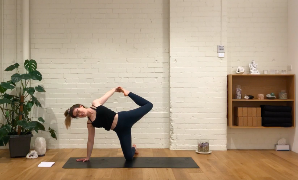 Yoga Evolve - Finding Heart Space