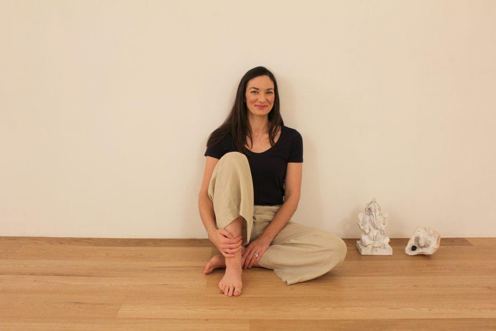 Amy G Yoga & Pilates Director, and Samvahan energy treatment at Selph Health Studios Rosebery