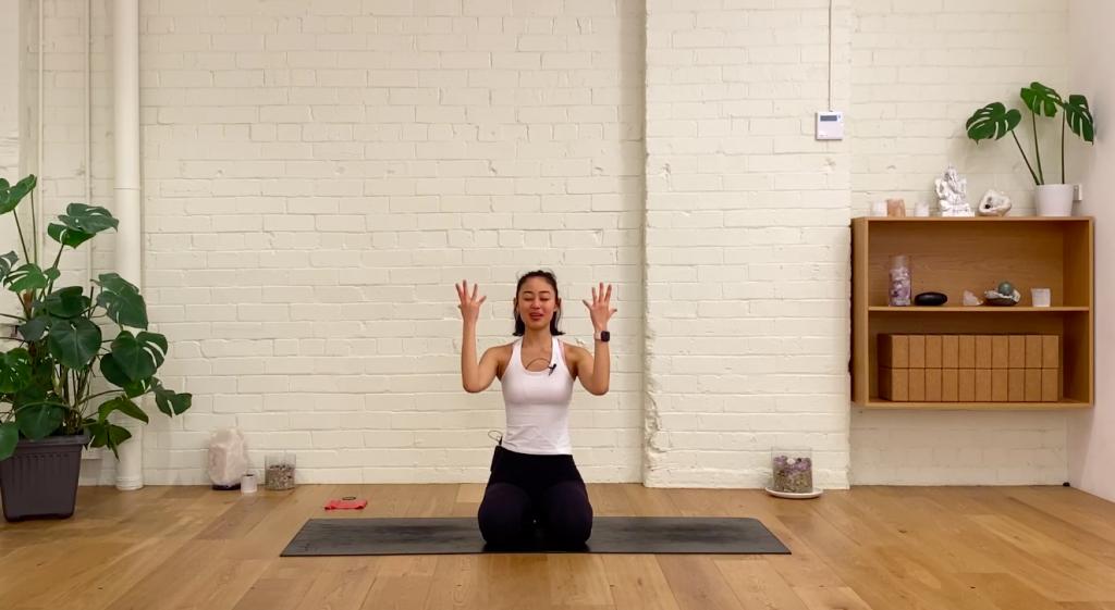 Pilates Align- Upper Body Workout