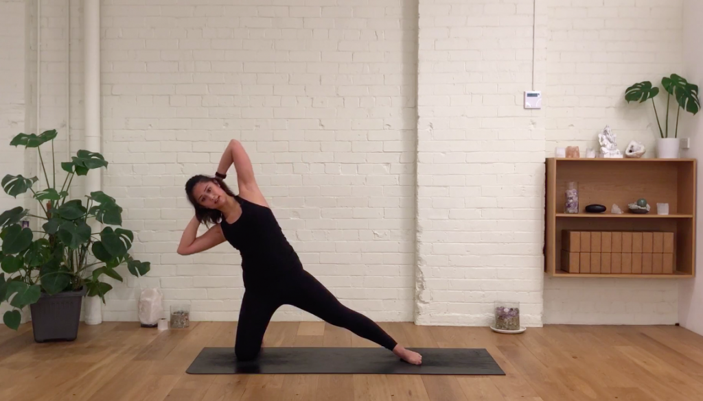Pilates Align - All About Abs