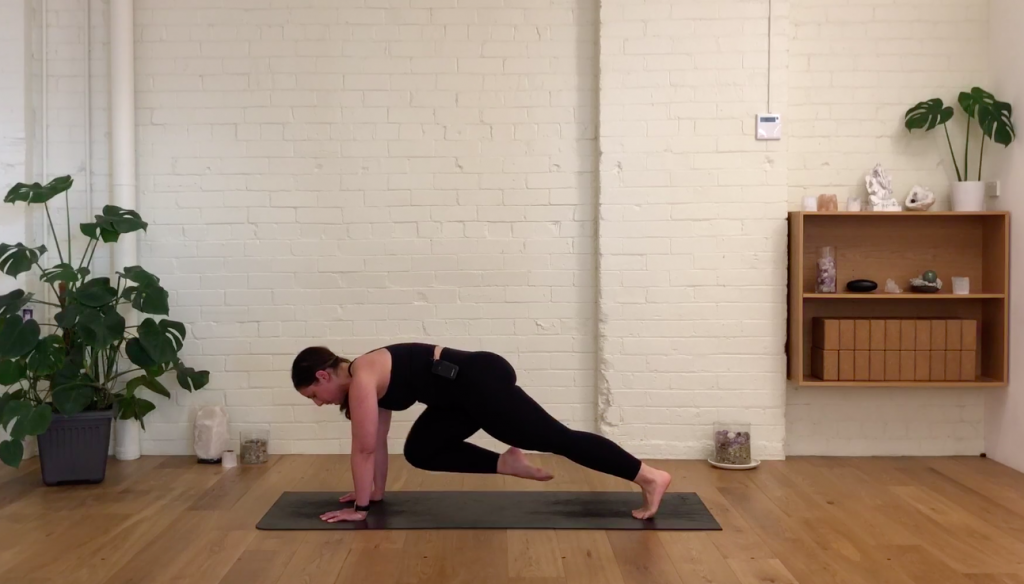 Pilates Dynamic - High Planks & Lunges