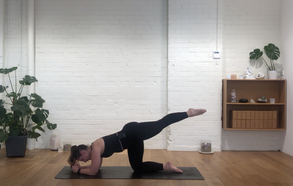 Pilates Dynamic - Strong Core, Strong Spine