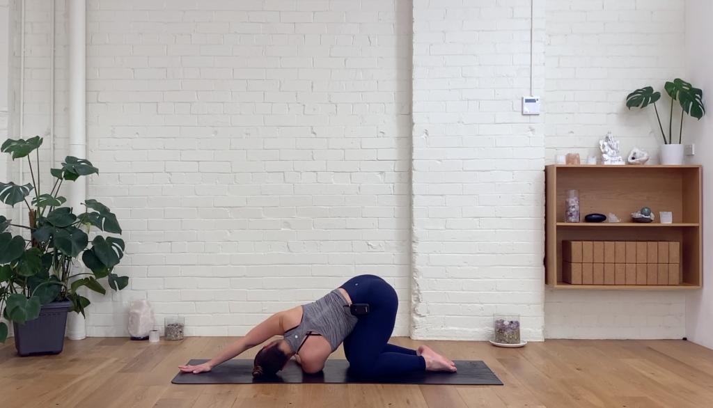 Pilates - Mobility Stretch