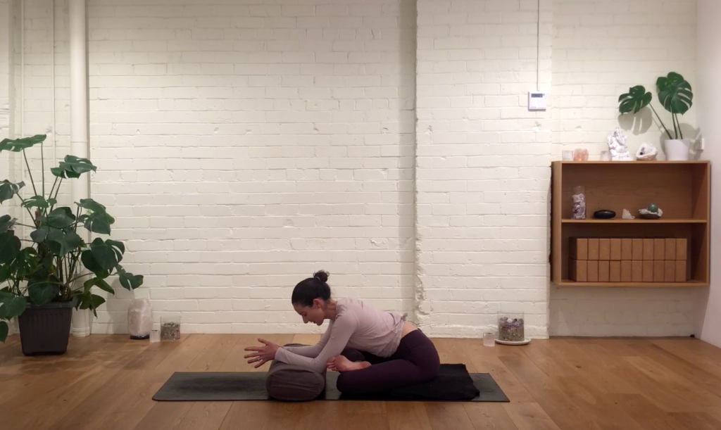 Yoga Calm (Yin) - Stretch into your edges
