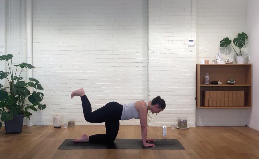 Pilates Align - Glute Strength