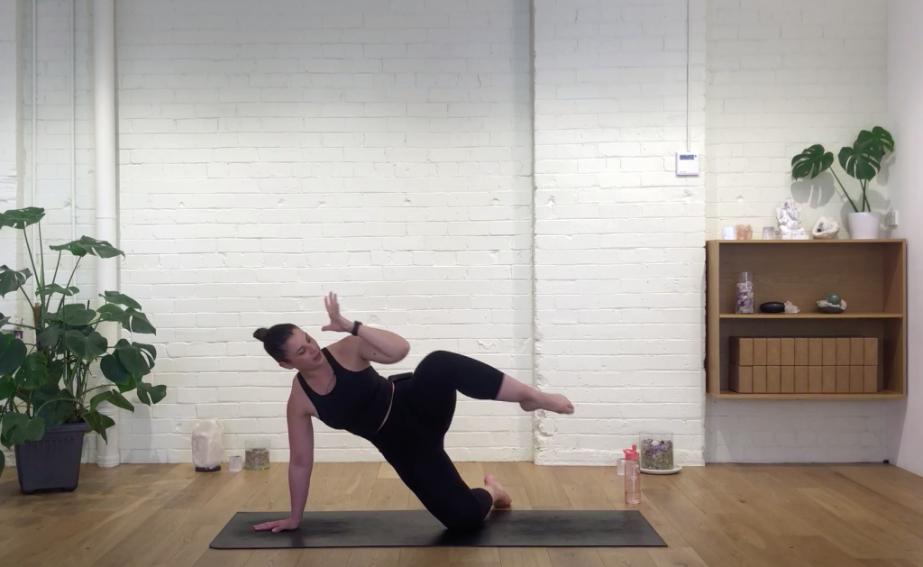 Pilates Dynamic - Move to Energise
