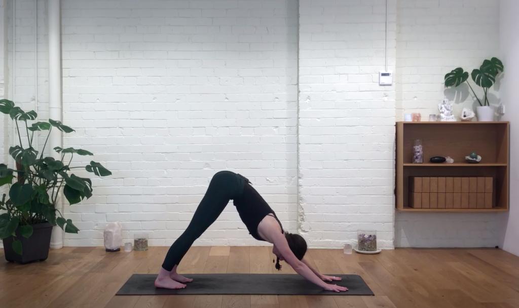 Yoga Evolve - Embrace Release