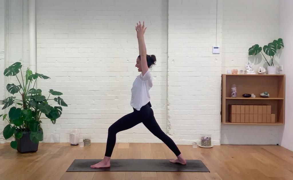 Yoga Refine - Sun Salutation Flow