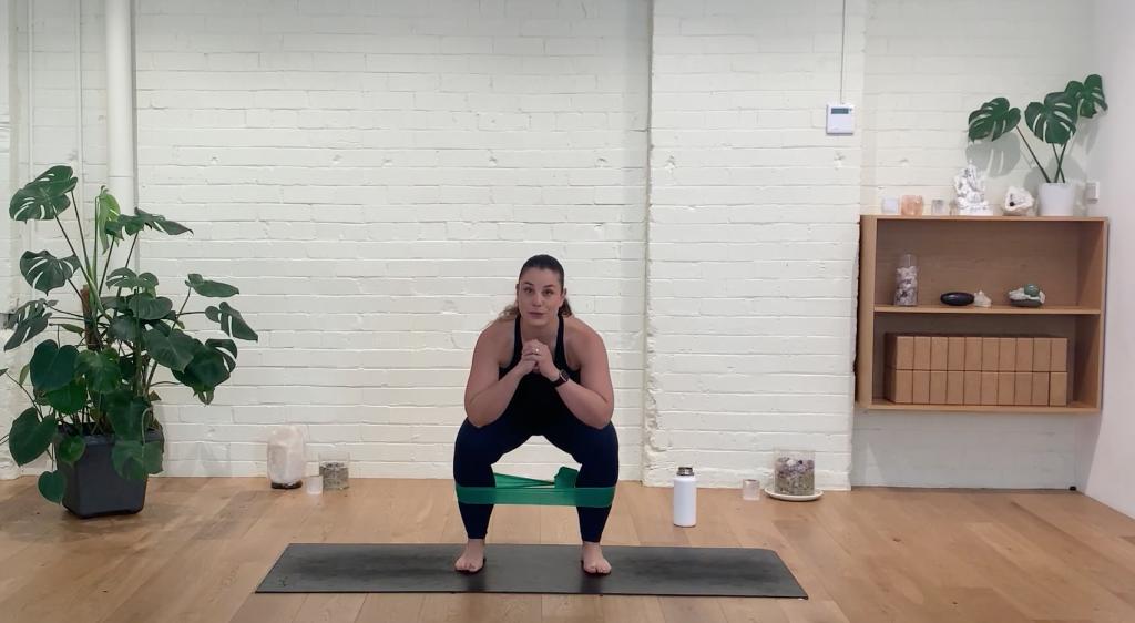 Pilates Dynamic - Layered Squats