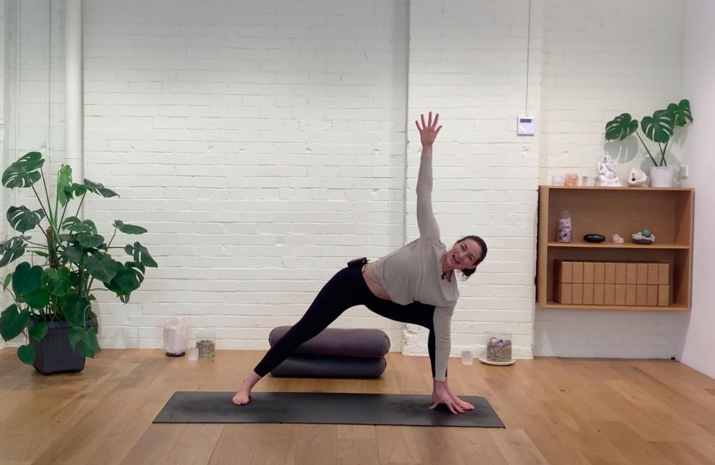 Yoga Balance - Steady Base