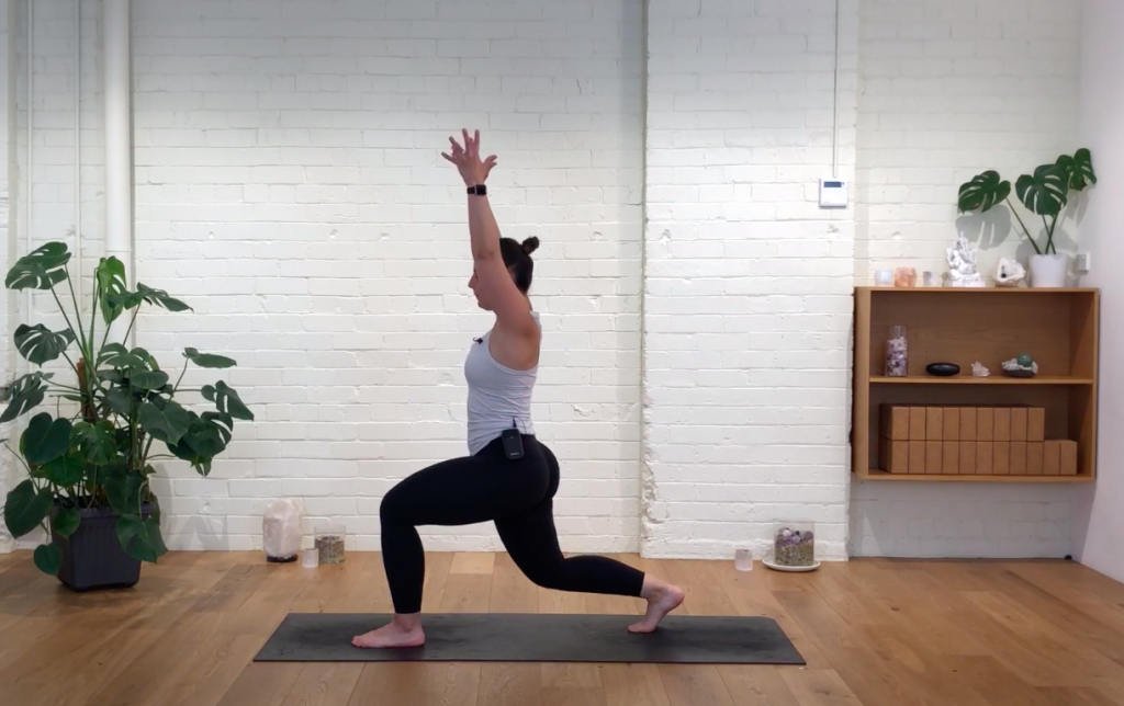 Pilates Dynamic - Strong & Grounded
