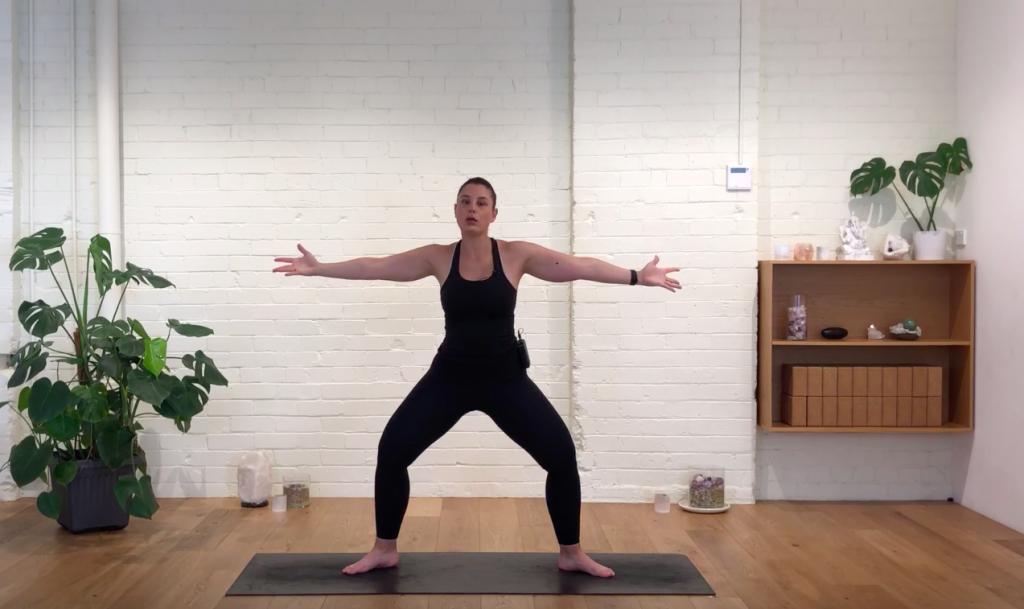 Pilates Dynamic - Lower Body Flow
