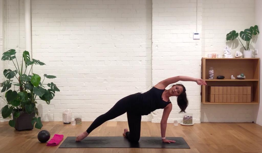 Pilates Dynamic - Bend & Twist