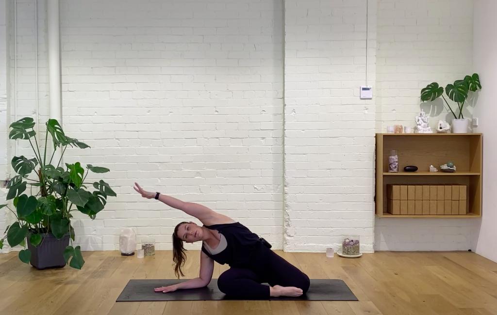 Pilates Align - Upper Body Opening