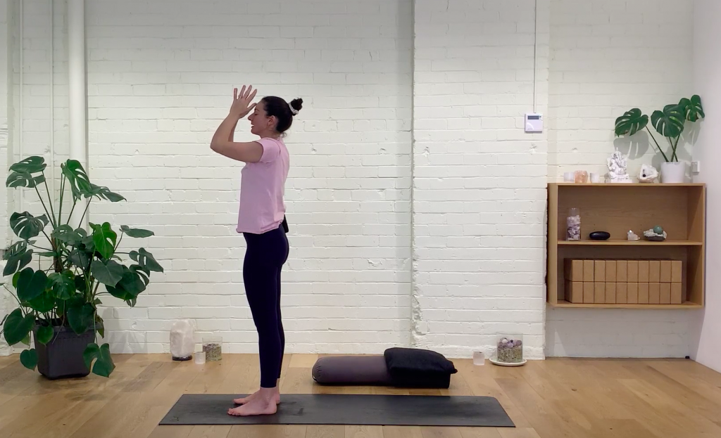 Yoga Balance - Feeling State