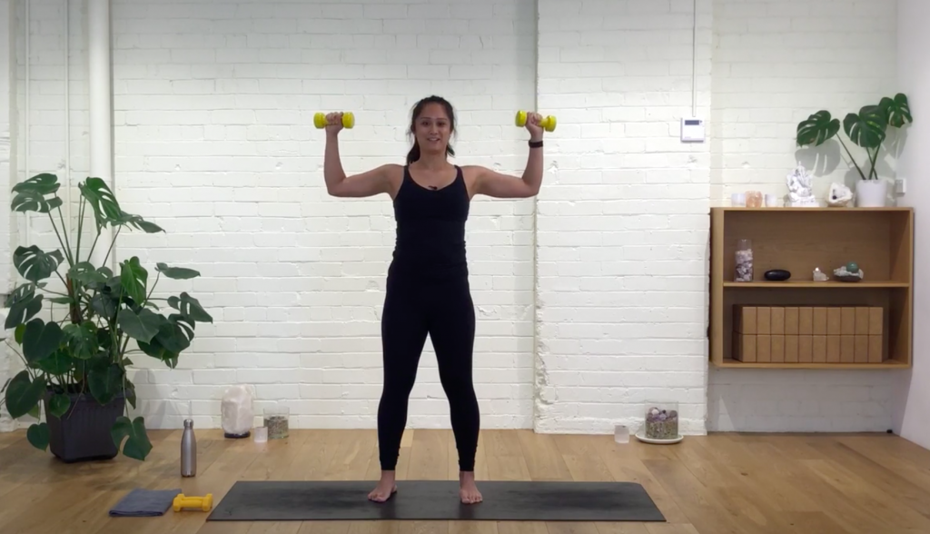 Pilates Dynamic - Strong Arms, Chest & Upper Back